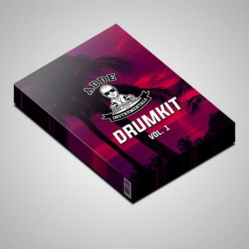 Adde Instrumentals Drumkit Vol 1