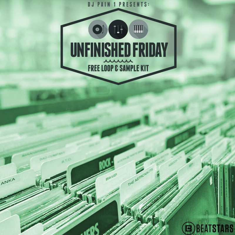 Unfinished Friday Sample Kit 1 [FREE]